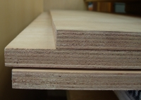 Hardwood Exterior Plywood Non Structural
